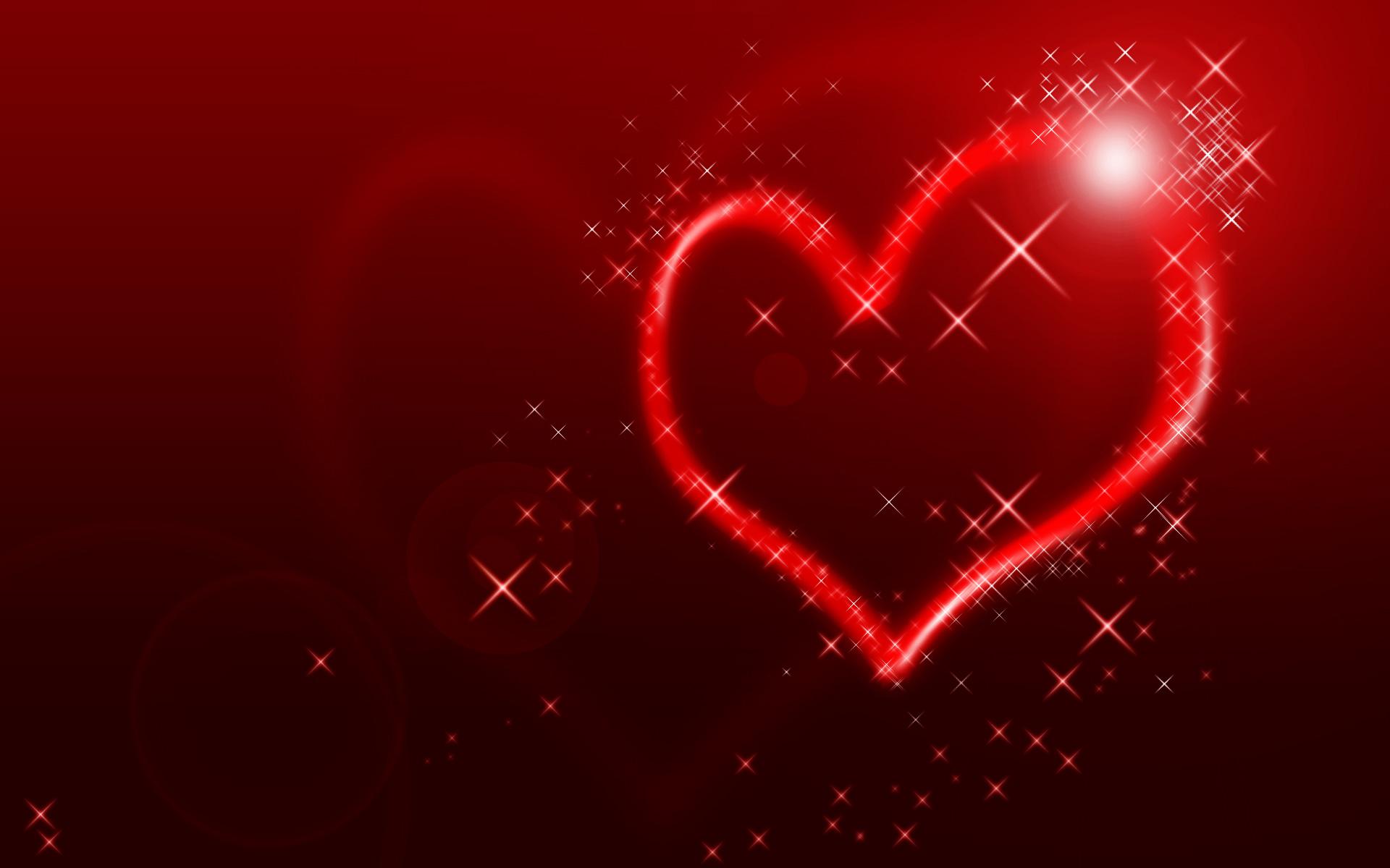 cuore con stelle