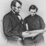 Lincoln_e_figlio